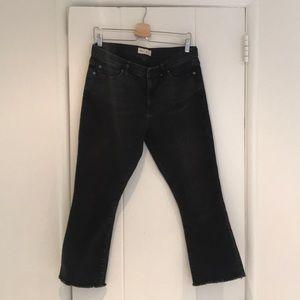 Gap- Crop Kick jeans